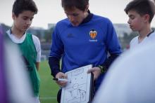 Metodología de Entrenamiento en el Fútbol Valencia CF