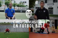 Curso Universitario en Fútbol Base
