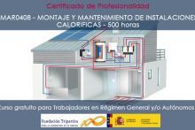 C.P. Montaje Instalaciones Caloríficas