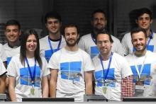 Alumnos del Máster Microsoft MCSA 2016-2017