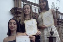 Entrega de diplomas Máster ELE