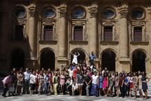 Grupo Máster ELE en Salamanca