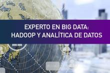 Experto en Big Data: Hadoop y analítica de datos