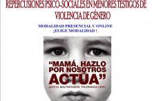 REPERCUSIONES PSICOSOCIALES EN MENORES TESTIGOS DE VIOLENCIA DE GENERO