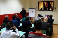 Hablando de cine en las aulas