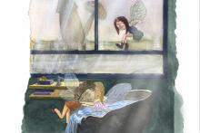 Acuarela Ilustración Infantil