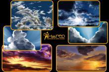 Cielos en Pintura Digital