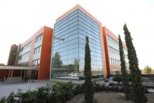Sede Cantoblanco (Facultad de Ciencias Humanas y Sociales)