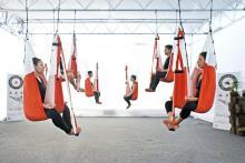 Yoga Aereo Meditación