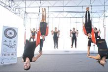 Yoga Aereo Formacion Internacinal