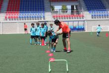 Actividades fútbol niños