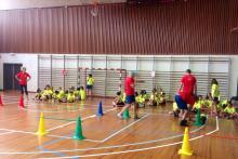 Juegos y deportes English Camp