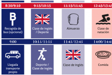 Planning TIPO English Camp 2015