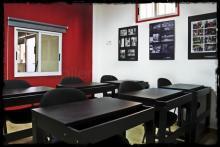 Aula de formación del centro. Máximo 6 alumnos