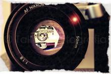 TalleresFotografia a través de un 50 mm