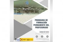 Programa de Formación Permanente del Profesorado para el Curso 2017/2018. ¡Solicítenoslo en aprendeTIC@fundacionaulasmart.org!