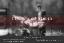 Clases de Batería Bogotá