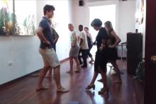 Flamenco Dance Floor