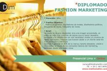 Diplomado Fashion Marketing