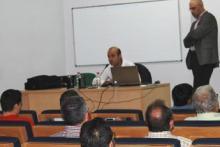 José María Gutiérrez y Ramón Girona explican el uso del BIM para el Project & Construction Manager