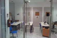 Aula en calle Colegiata, 11