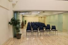 Sala Auditorio, centro Open Talk