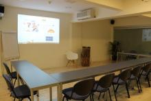 Sala 3.0, centro Open Talk