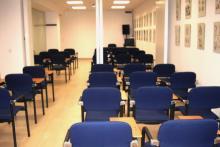 Aula 3, Training Center