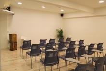 Sala 4.0, centro Open Talk