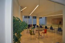 Zona Networking, centro Open Talk