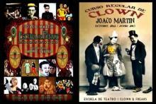 Escuela de Teatro, Clown & Freaks [ Joaco Martin ] Cursos Regulares 2012 / 2013