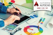 Autocad 2008 2d/3d