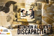 Curso Gratuito Madrid Atención al cliente discapacitado