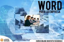 Curso Online Word para la empresa