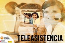 Curso Gratuito Madrid Teleasistencia
