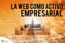 Curso presencial Web como Activo Empesarial
