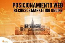Curso presencial en Madrid Posicionamiento Web y recursos Marketing Online Adalid formación