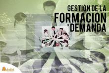 Curso presencial en Madrid Gestión Formación Demanda Adalid Formación