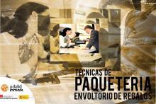 Curso Gratuito Madrid Técnicas de paquetería y envoltorio de regalos