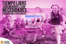 Curso presencial en Madrid Tiempo Libre Necesidades Educativas Especiales Adalid Formación