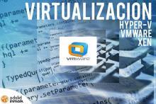 Curso Gratuito Madrid Virtualización Hyper-V, XEN y VMWare Adalid