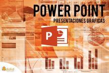 Cuso presencial en Madrid Power Poin Pesentaciones Gráficas Adalid formación