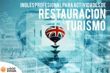Curso Inglés Actividades Turismo Restauración homologado Madrid Abril 2017 Adalid