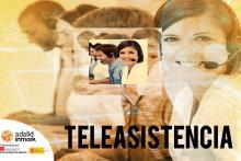 Curso presencial en Madrid Teleasistencia Adalid Formación 2017