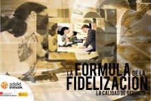 Curso presencial en Madrid La Fórmula fidelización Adalid Formación