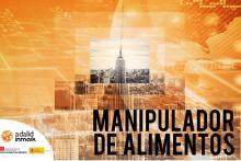 Curso Gratuito Madrid Manipulador de Alimentos