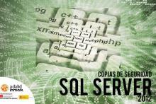 Curso presencial en Madrid Copias de Seguridad SQL Server Adalid Formación