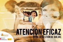 Curso presencial en Madrid Atención Eficaz Adalid Formación