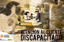 Curso presencial en Madrid Atención al cliente discapcitado