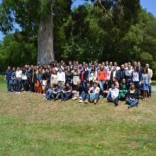 Actividades al aire libre en el Campus de la Escuela de Negocios IFFE Business School en Oleiros, A Coruña, Galicia